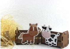 Caixotinhos para doces Fazendinha Barnyard Party, Farm Party, Farm Birthday, Birthday Party Themes, Gallo Pinto, Eid Cards, Cowboy Party, Farm Theme, Ideas Para Fiestas