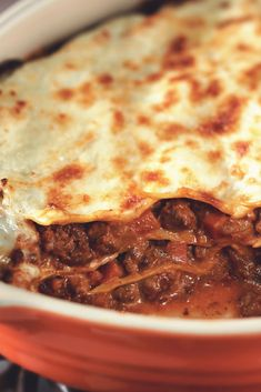 Try this delicious gluten-free lasagne recipe, with gluten-free pasta sheets, Quorn Mince, homemade cheese sauce, onion and mushrooms. Quorn Recipes, Lasagne Recipes, Veggie Recipes, Baking Recipes, Veg Lasagne, Veggie Food, Yummy Veggie, Yummy Food, Yummy Yummy
