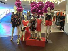 Cobertura da pré-venda da coleção da PatBo (da estilista Patrícia Bonaldi) Barbie para a fast fashion C&A.