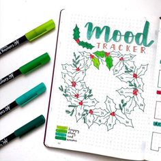 Be inspired with these holly jolly bullet journal Christmas trackers! Choose from simple, creative, and minimalist layouts. Perfect for your holiday bujo! Bullet Journal Christmas, December Bullet Journal, Bullet Journal Banner, Bullet Journal Tracker, Bullet Journal Notebook, Bullet Journal Spread, Bullet Journal Layout, Bullet Journal Inspiration, Journal Themes