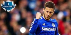 2015 ESPN FC Top Ranked EPL Player: Eden Hazard, Chelsea FC