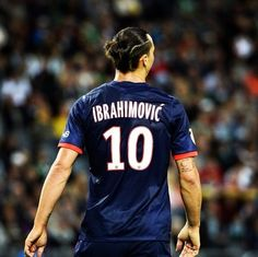 Ibrahimović at PSG!!