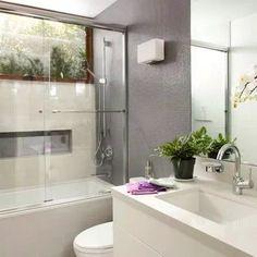 20 ways to make a small bathroom big