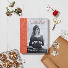 From Nigella Lawson's table to yours, At My Table accompanies the hit BBC series and is a celebration of food Nigella loves to cook at home. This is her most accessible cookbook yet, bursting with easy-to-follow recipes full of flavour. If you know a Nigella foodie who loves delicious food accompanied by uncomplicated recipes, then this is the gift for them. #nigellalawson