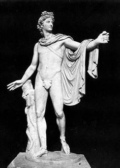 Learn about Apollo, a very popular Greek and Roman god, his passions, gifts to mankind, and association with the sun. Ancient Greek Sculpture, Ancient Greek Art, Ancient Greece, Greek Statues, Greek Gods And Goddesses, Greek And Roman Mythology, Apollo Mythology, Apollo Aesthetic, Apollo Greek