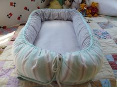 So I keep seeing this oh-so-cool baby bed on Pinterest! My new little grandson is on the way and it seriously peaked my interest. So I...