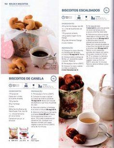 150 receitas - As melhores de 2012 I Companion, Happy Foods, Cake Cookies, Biscotti, Allrecipes, Cooking Tips, Sweet Tooth, Recipies, Goodies