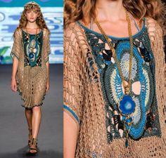 Nas Tramas da Moda, via http://www.carolinedemolin.com.br