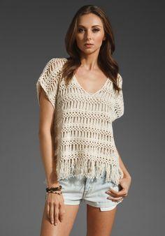 Crochet tejidos: DISEÑOS SIN PATRON