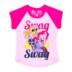 My Little Pony Youth Girls' Fashion Top - Swag
