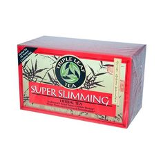 Triple Leaf Tea Tea Bags Super Slimming 20 Count Pack of 6 -- To view further for this item, visit the image link. (Note:Amazon affiliate link)