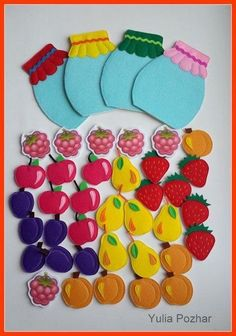 """Miracles of felt"" Need a felt and ideas?- ""Чудеса из фетра"" Нужен фетр и идеи?… ""Miracles of felt"" Need a felt and ideas? Felt Crafts, Diy And Crafts, Crafts For Kids, Fun Activities For Kids, Preschool Activities, Baby Quiet Book, Felt Quiet Books, Fabric Toys, Toddler Books"