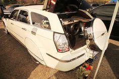 12 2015 Spring Festival Of Lxs Irvine Ca 2005 Dodge Magnum Lowrider Rear