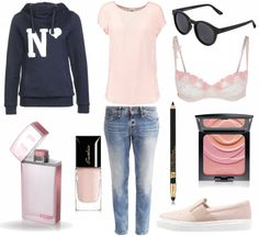 #outfit Verspielt in rosa ♥ #outfit #outfit #outfitdestages #dresslove