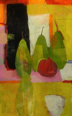 laurie breen--contemporary still-life and figurative paintings & art for children's spaces: sold artwork