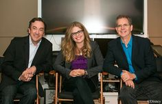 Meet the filmmakers behind Frozen