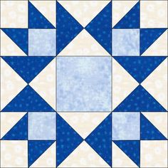 (7) Name: 'Quilting : Crown of Thorns Quilt Block Pattern
