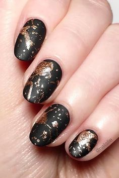 7 Fall Nail Ideas to Try Now (Before You Need Gloves) via @PureWow