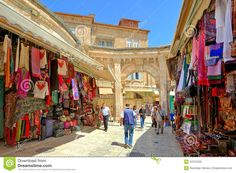 old-market-jerusalem-israel-august-bazaar-city-variety-middle-east-traditional-products-souvenirs-very-34767229.jpg (1300×955)