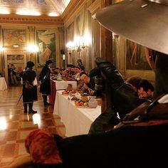@aldomodo_#Ferrara Carnevale Rinascimentale, Banchetto a Corte #RinasciFE2015 #carnevalerinascimentale #turismoer #comunediferrara #vivoferrara #myferrara #ig_ferrara #igersferrara #ig_emiliaromagna #igersemiliaromagna