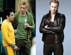 From Zoolander to True Blood, Alexander Skarsgard through the ages lolz
