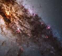 La NASA celebra la serie Cosmos con una espectacular galería de fotos