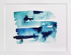 Sea & Sky by Naomi Ernest at minted.com