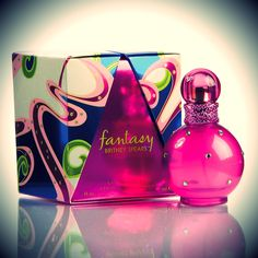 MY FAVORITE... Britney Spears perfume Fantasy.