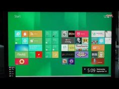 Windows 8 Metro UI DEV Preview