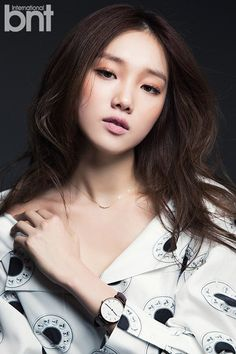 #LeeSungKyung Is Captivating in Pictorial for bnt world