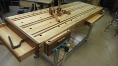 Hybrid Workbench