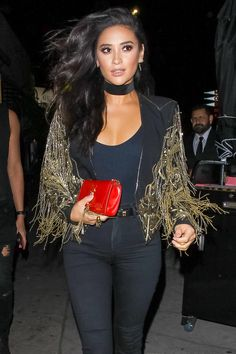 df907a4b74aa celebstills  Shay Mitchell Night Out Style – at The Nice Guy in West  Hollywood