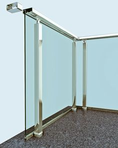 Aluminium balustrade handrail Railing