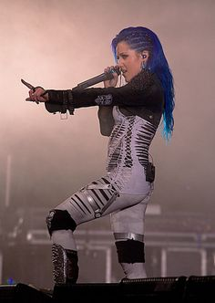 Alissa White-Gluz, Arch Enemy