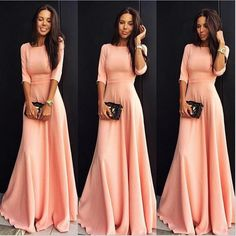 2016 Autumn Winter New Women Dresses Long Sleeve Warm Dress O Neck Maxi Long Dress Slim Lady Party Club Vestidos-in Dresses from Women's Clothing & Accessories on Aliexpress.com | Alibaba Group