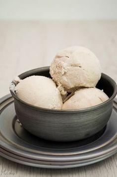 Las recetas de Manu: HELADO DE PLÁTANO Y LECHE DE COCO