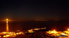 Luna Amaneciendo | Flickr #LaPalma #SanAndresySauces #Tenerife #IslasCanarias #CanaryIslands