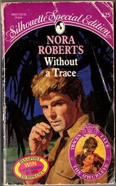 Without A Trace by Nora Roberts Special Edition Book 0373096259