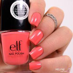 #1579 Coral Dream http://eyeslipsface.nl/product-beauty/nagellak