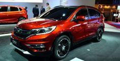 2015 Honda CR-V Review Design, Spec and Price Canada | All Car Information