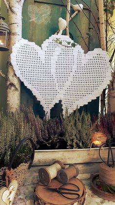 Crochet Placemats, Crochet Doilies, Crochet Flowers, Filet Crochet Charts, Crochet Stitches, Crochet Patterns, Love Crochet, Knit Crochet, Fillet Crochet