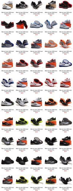 azufre Masaje canto  10 Nike air max 2009 shoes ideas | air max 2009, nike air max, air max