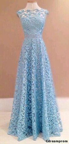 Beautiful Prom Dress, light blue prom dresses tulle prom dress lace prom gown lace prom dresses evening gowns new evening dresses Meet Dresses Modest Prom Gowns, Lace Prom Gown, Prom Dresses Blue, Pretty Dresses, Lace Dress, Evening Dresses, Formal Dresses, Formal Prom, Dress Prom
