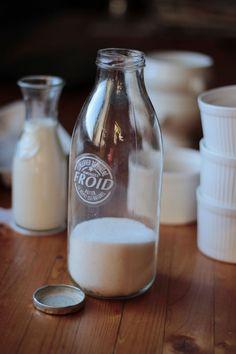 Silky smooth honey-caramel pots de creme
