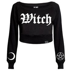 Witch Crop Sweater [B] | KILLSTAR