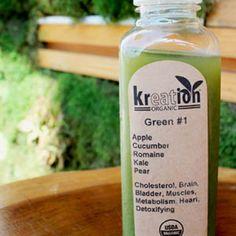 Kreation Juice