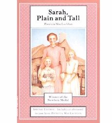 Review by Martin Sarah, Plain and Tall is a historical novel about a woman named Sarah. She answered a newspaper ad to be a wife for a man that she never met.  The story takes place in the late 180…