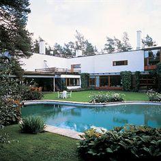 Alvar Aalto: Villa Mairea