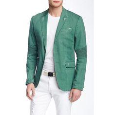 Volcano Woven Print Blazer | blazers | Pinterest | Coats, Print ...