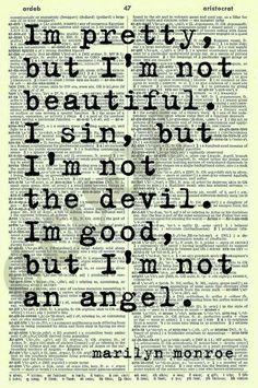Marilyn Monroe #atrueinspiration